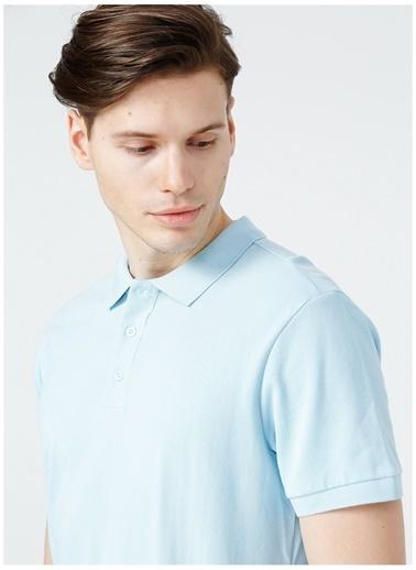 Limon Company Limon Erkek Mavi Polo T-Shirt Mavi